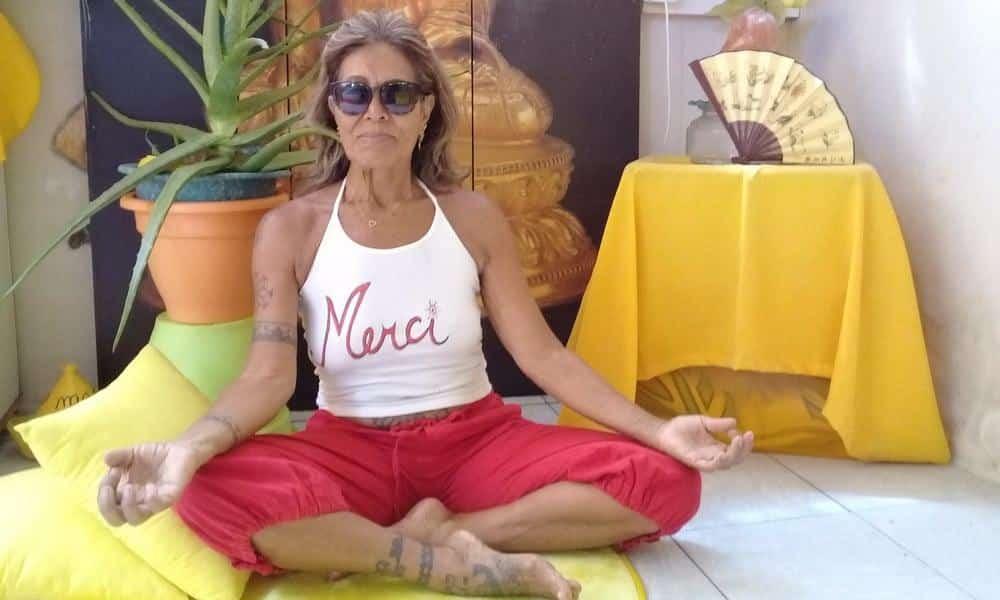 Mareta TAPUTUARAI - une sexagénaire bien dans sa tête et dans son corps